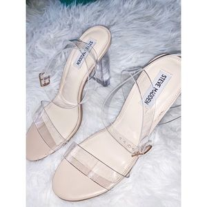 Steve Madden || Camille Clear 9.5M